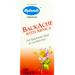 Hylands Backache 100 tabs H29651