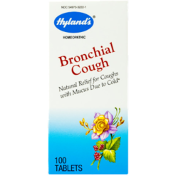 Hylands Bronchial Cough 100 tabs H29542