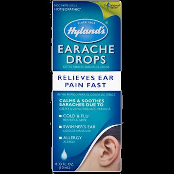 Hylands Earache Drops Adults .33 oz H75162