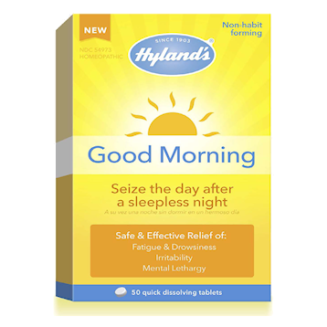 Hylands Good Morning 50 tabs H23612