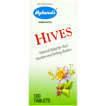 Hylands Hives 100 tabs H91462