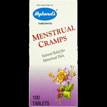 Hylands Menstrual Cramps 100 tabs H29612