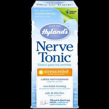 Hylands Nerve Tonic 100 tabs H30142