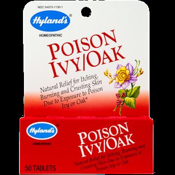 Hylands Poison Ivy Oak 50 tabs H11301