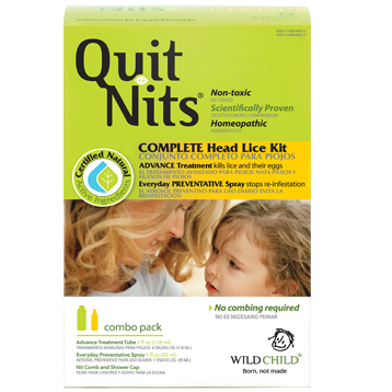Hylands Quit Nits Complete Lice Kit 1 kit H99110