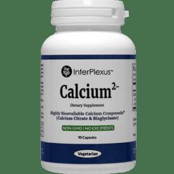 InterPlexus Calciumsup2trade 90 Capsules IP8671