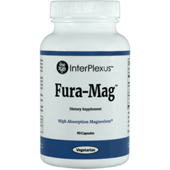 InterPlexus Fura Magtrade 90 Capsules IP8640