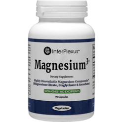InterPlexus Magnesiumsup3trade 90 Capsules IP8664