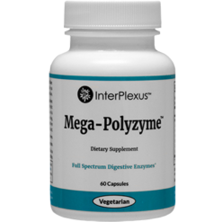 InterPlexus Mega Polyzymetrade 60 Capsules IP8602