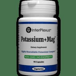 InterPlexus PotassiumMagtrade 90 Capsules IP8657