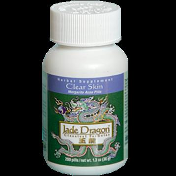 Jade Dragon Clear Skin 200 pills J31600