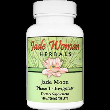 Jade Woman Herbals by Kan Jade Moon Phase 1 Invigorate 120 tabs JMI120