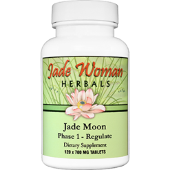 Jade Woman Herbals by Kan Jade Moon Phase 1 Regulate 120 tabs JMR120
