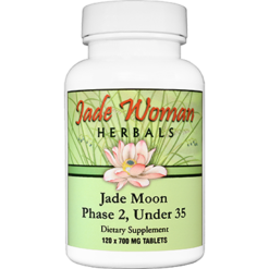 Jade Woman Herbals by Kan Jade Moon Phase 2 Under 35 120 tabs JMU120