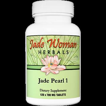 Jade Woman Herbals by Kan Jade Pearl 1 120 tabs JPO120