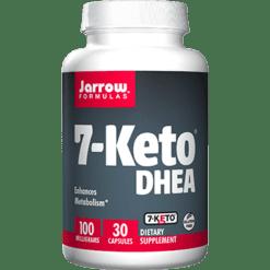 Jarrow Formulas 7 Keto DHEA 100 mg 30 caps J50619