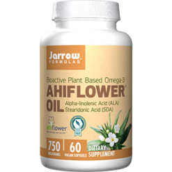Jarrow Formulas Ahiflower Oil 60 softgels J10125