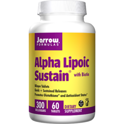 Jarrow Formulas Alpha Lipoic Sustain 300 mg 60 tabs J00109
