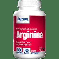 Jarrow Formulas Arginine 1000 mg 100 tabs J50367