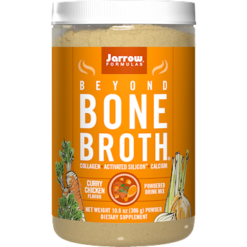 Jarrow Formulas Beyond Bone Broth Curry Chick 17 serv J10634