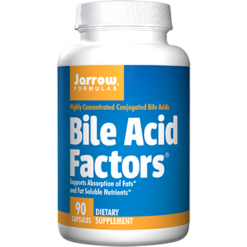 Jarrow Formulas Bile Acid Factors 90 caps J40020
