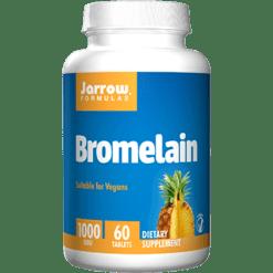 Jarrow Formulas Bromelain 1000 GDU 60 tabs J30069