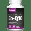 Jarrow Formulas Co Q10 100 mg 60 caps J60031