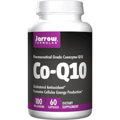 Jarrow Formulas Co Q10 100 mg 60 caps J60031