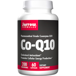 Jarrow Formulas Co Q10 200 mg 60 caps J60161