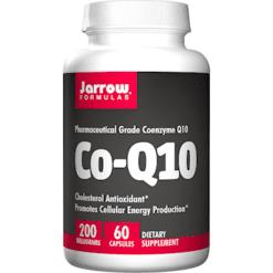Jarrow Formulas Co Q10 200 mg 60 caps J60161