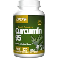 Jarrow Formulas Curcumin 95 500 mg 120 caps J40764