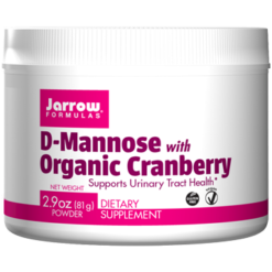 Jarrow Formulas D Mannose with Organic Cran 30 servings J90698