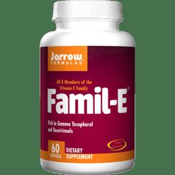 Jarrow Formulas Famil E 60 gels J20285