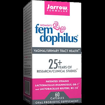 Jarrow Formulas FemDophilus 60 caps J30300