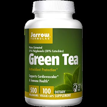 Jarrow Formulas Green Tea 500 mg 100 caps J70075