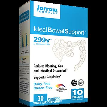 Jarrow Formulas Ideal Bowel Support 30 vcaps J30287