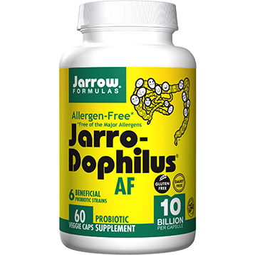 Jarrow Formulas Jarro Dophilus Allergen Free 60 vcaps J30331
