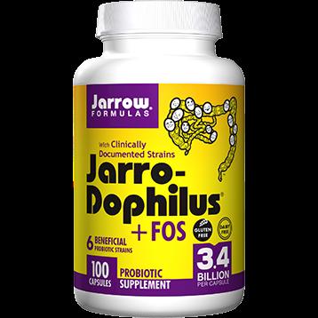 Jarrow Formulas Jarro Dophilus FOS 100 caps J30010