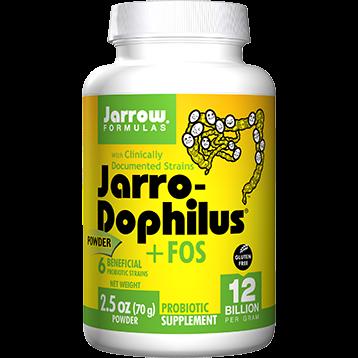 Jarrow Formulas Jarro Dophilus FOS Powder 2.5 oz J30027