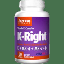 Jarrow Formulas K Right 60 softgels J30090