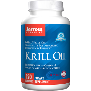 Jarrow Formulas Krill Oil 120 softgels J60588