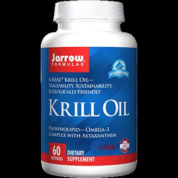 Jarrow Formulas Krill Oil 60 softgels J60274