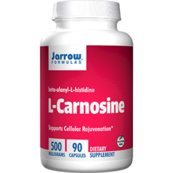 Jarrow Formulas L Carnosine 500 mg 90 capsules J50527