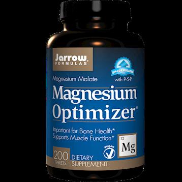 Jarrow Formulas Magnesium Optimizer 200 tabs J30079