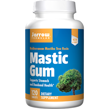 Jarrow Formulas Mastic Gum 120 caps J30144
