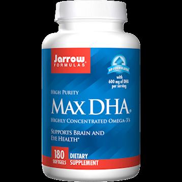 Jarrow Formulas Max DHA 180 softgels J60182