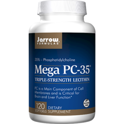 Jarrow Formulas Mega PC 35 1200 mg 120 softgels J60014