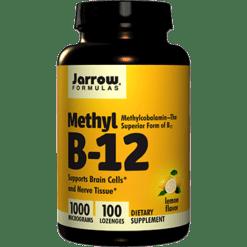 Jarrow Formulas Methyl B 12 1000 mcg 100 lozenges J80012