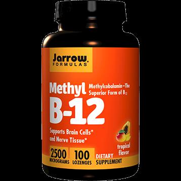Jarrow Formulas Methyl B12 2500mcg 100 lozenges J80166