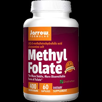 Jarrow Formulas Methyl Folate 60 capsules J00069